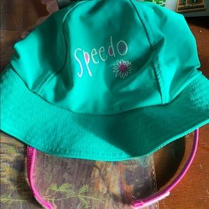 Adorable speedo hat for toddlers size L/XL